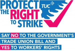 Yes to workers' rights